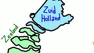 Zuid Holland and Zeeland Compared