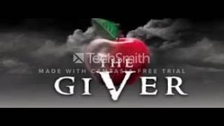 THE GIVER AUDIO BOOK Thumb