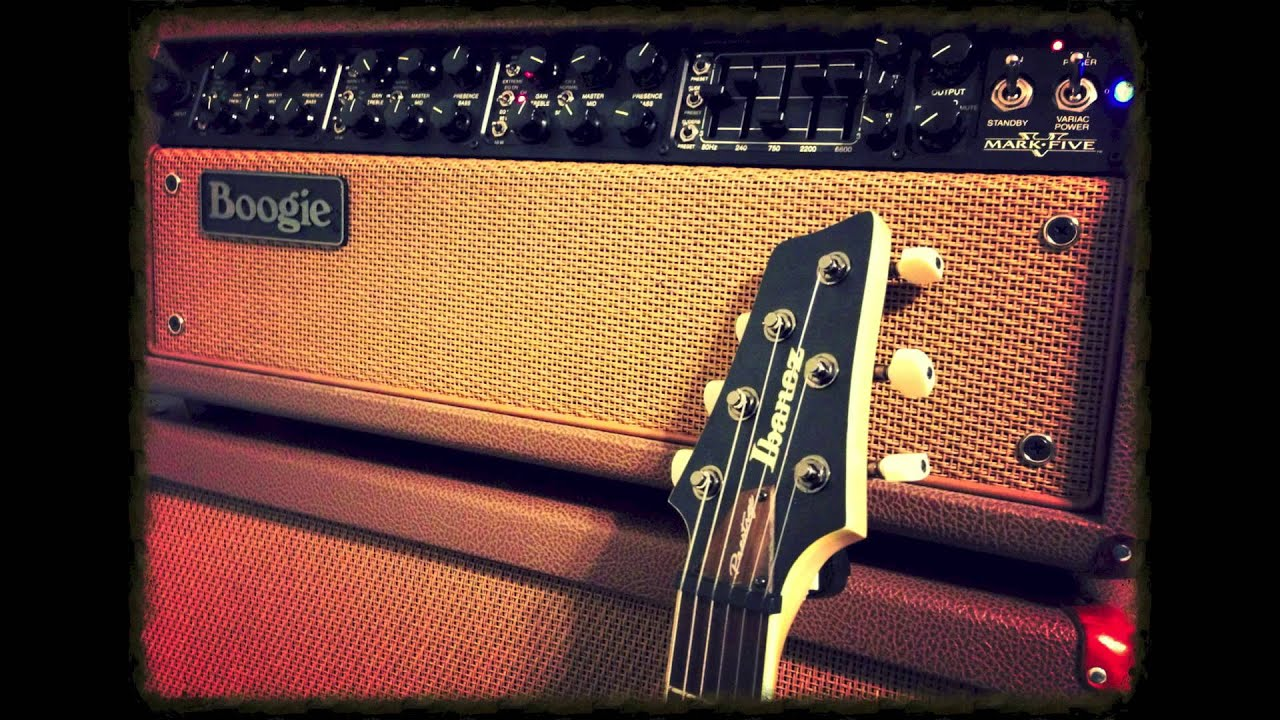 Mesa Boogie Mark V  YouTube