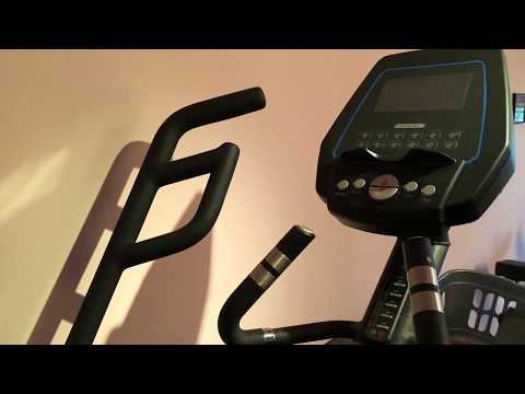 Cardiostrong EX90 Plus Crosstrainer Review YouTube