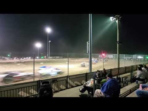 Merritt Speedway modified 2019