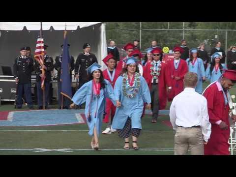 South Salem High School Graduation 2017