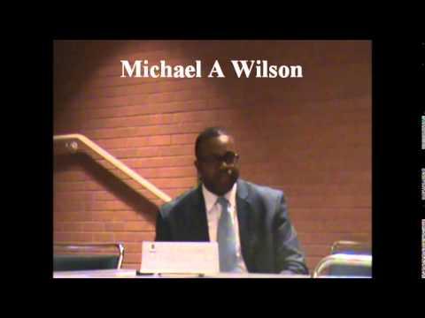 Michael A Wilson 2
