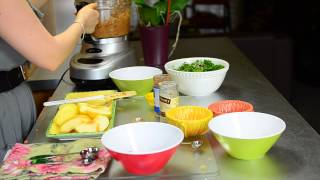 Heart-Healthy Thanksgiving Recipes : Healthy Snacks & Side Dishes