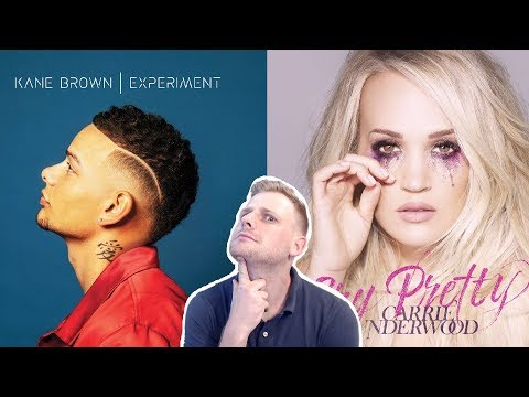 Kane Brown's Homesick and Carrie Underwood's End Up With You | Reaction