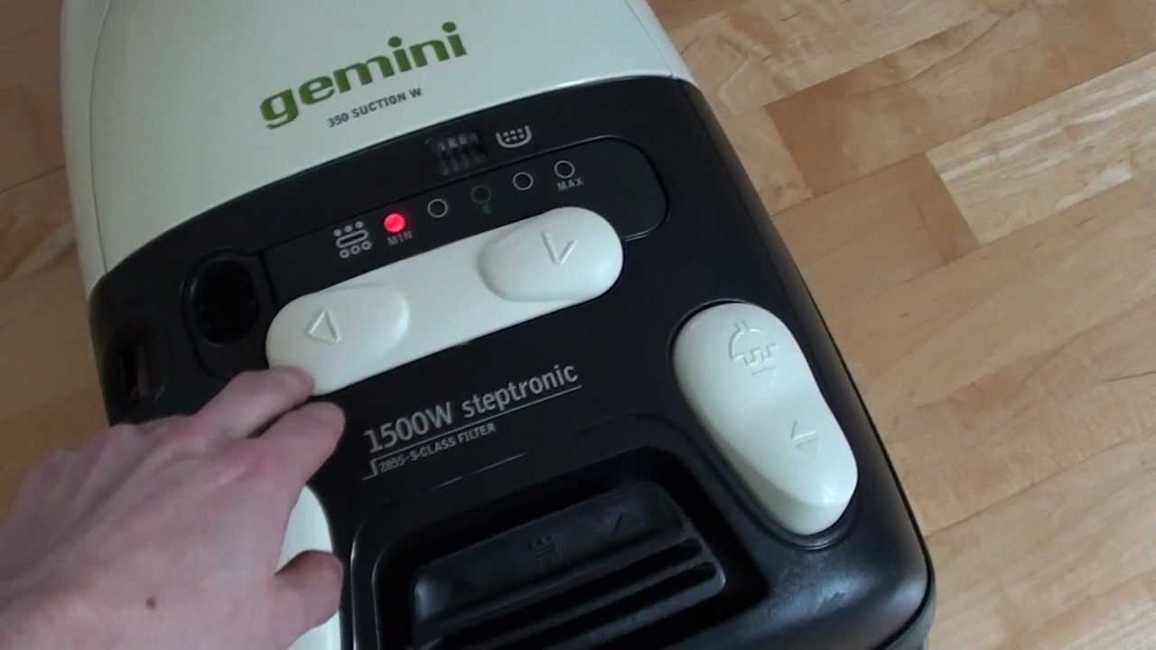 Volta Gemini Steptronic U2855 Youtube