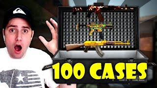Bullet Force - 100 CASE OPENING