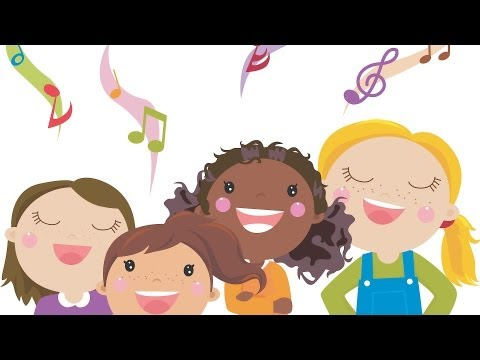 The More We Get Together | Kids' Songs