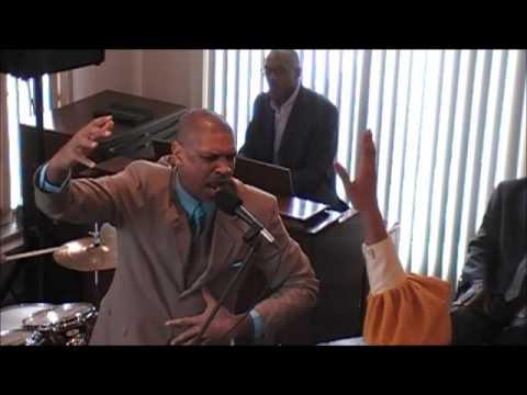 Elder Jason Malveaux Sings I've Decided To Make Jesus My Choice