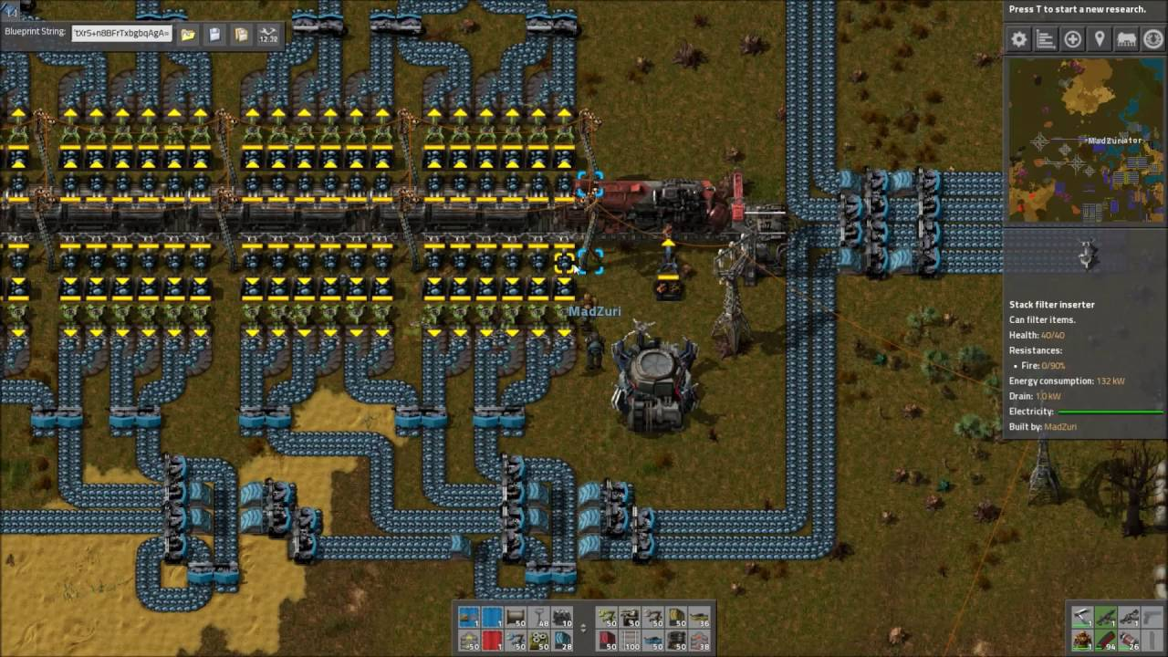 Factorio workshop building a better factory theanderblasts factorio workshop building a better factory theanderblasts train unloading setup youtube malvernweather Image collections