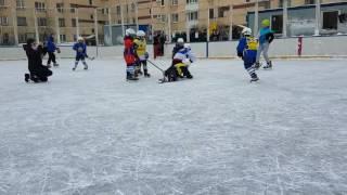 турнир 14.01.17 , дворовый хоккей