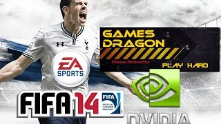 FIFA 2014 PC Game Download and Game play on HP Pavilion Nvidia GT 740M