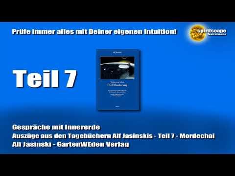 Gespräche mit Innererde - Teil 7 - Mordechai (Alf & Christa Jasinski)