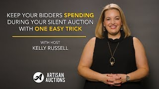 Benefit Gala Tips & Tricks | Keep Your Bidders SPENDING All Night Long