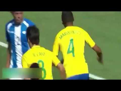 Brazil vs Honduras Highlight 2016   YouTube