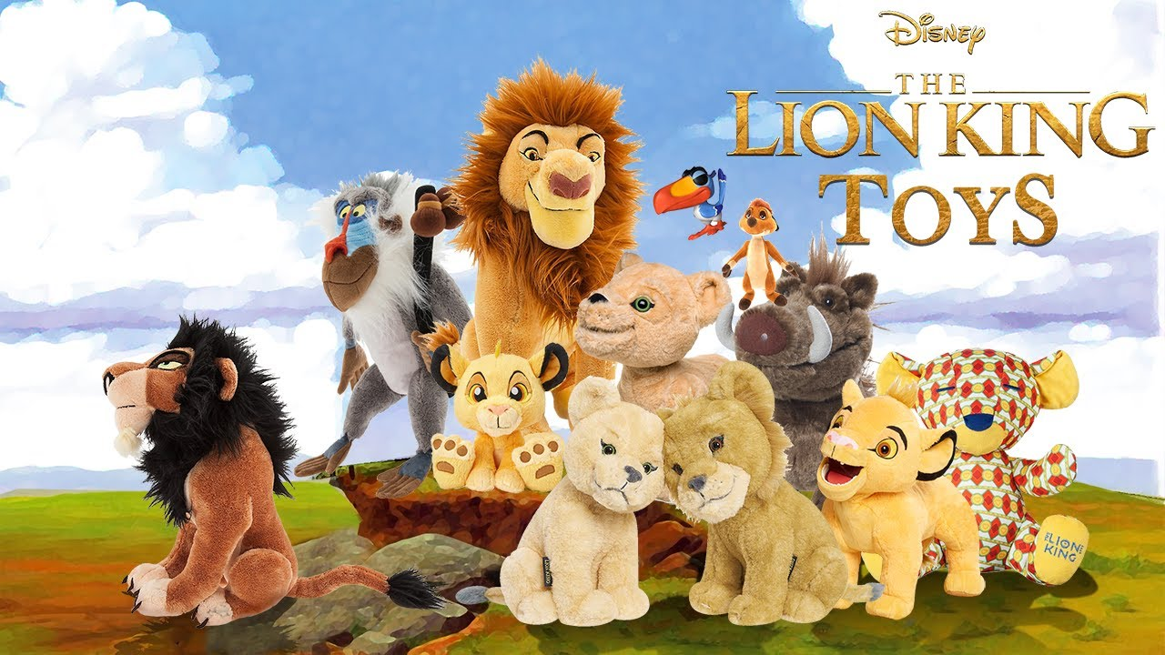 Lion King Toys 2019 Toy Hunt