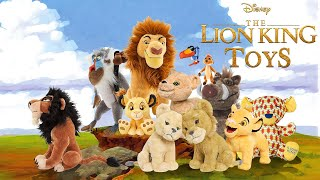 Lion King Toys 2019 TOY HUNT!