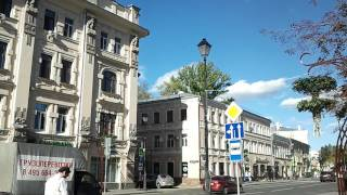 Площадь Покровские ворота.