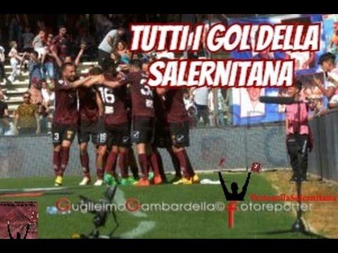 TUTTI I GOL DELLA SALERNITANA 2016-17