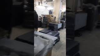 Turkey Factory Luggage Fabrication Production Line