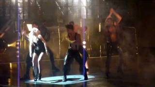 Lady Gaga - Teeth (Monster Ball LIVE Montreal 2009) HD