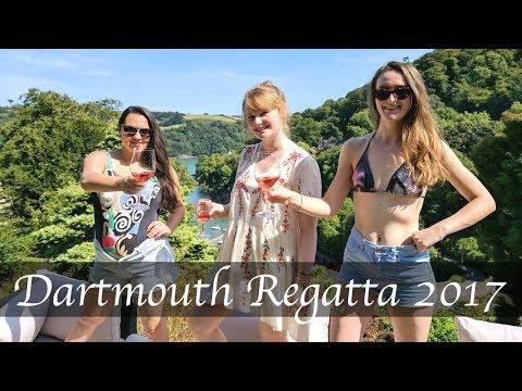 DARTMOUTH REGATTA 2017 🎉 | Rebecca Sophie