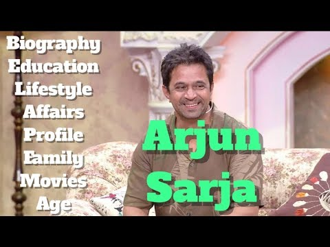 Arjun Sarja Biography | Age | Family | Affairs | Movies | Education | Lifestyle And Profile
