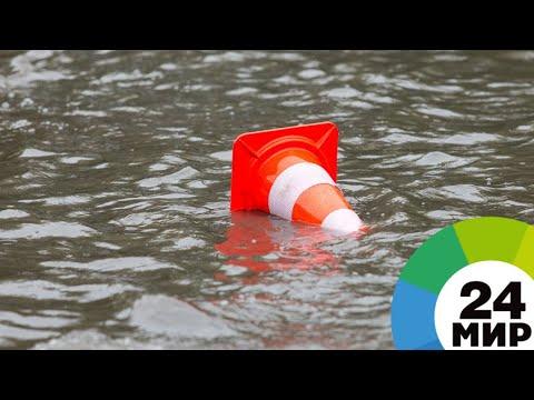 Вода наступает на Приамурье: людей эвакуируют