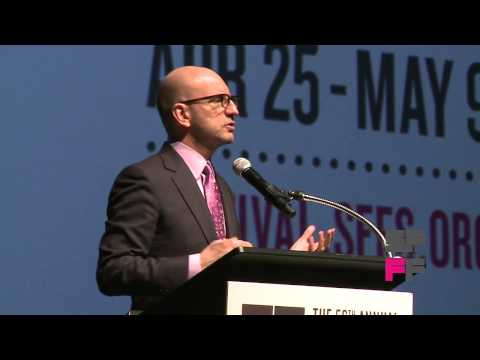 Steven Soderbergh's State of Cinema Address at the San Franc