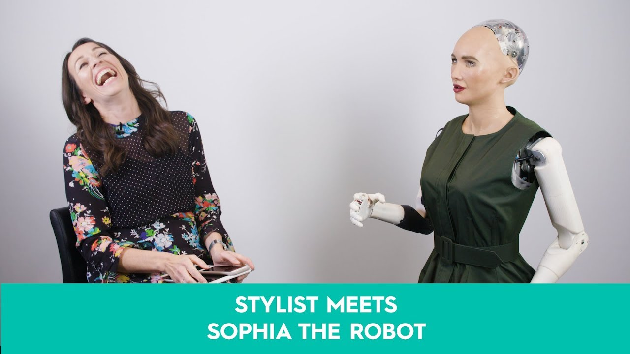 Sophia The Robot Interview Sophia The Robot Answers