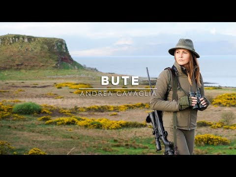 BUTE | Hunting In Scotland With Giulia Taboga