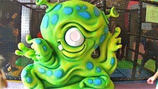 детский развлекательный центр планета игрик детская площадка для детей горки батуты бассейн