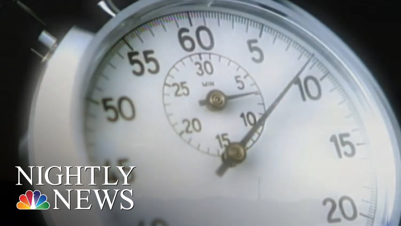 Daylight Savings: How Much Do People Know About The Twice-A-Year-Clock Shifting? | NBC Nightly News