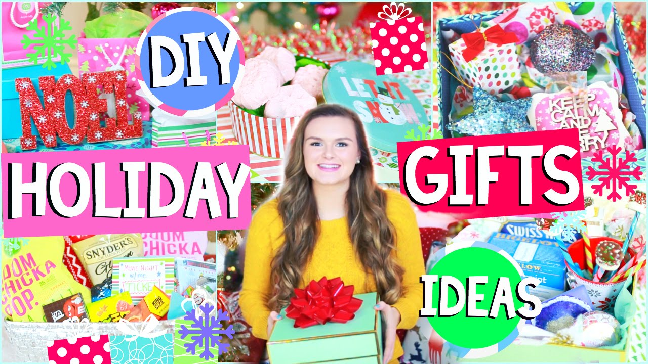 last minute diy christmas gifts people actually want huge holiday giveaway jessica reid youtube
