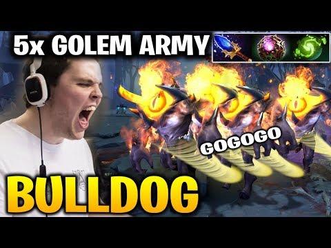 Admiralbulldog CRAZY 5x GOLEM ARMY Warlock
