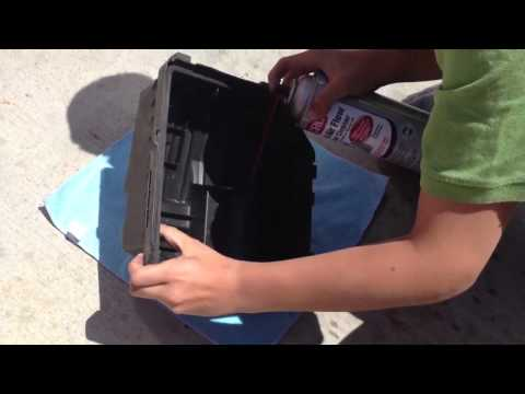 How to Clean a Mass Airflow Sensor