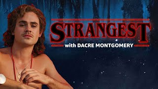 "Stranger Speed Round with ""Stranger Things"" Star Dacre Montgomery"