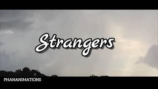 Strangers - Tate McRae (lyrics)