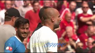Liverpool vs Manchester City 1-1 (4-5 PENALTI)  Co