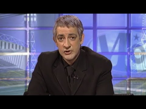 Mark Lawrenson's cosmic punditry - Alistair McGowan - BBC