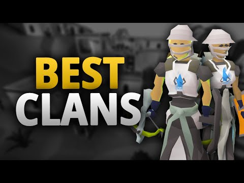 15 Useful Clan Chats In OSRS
