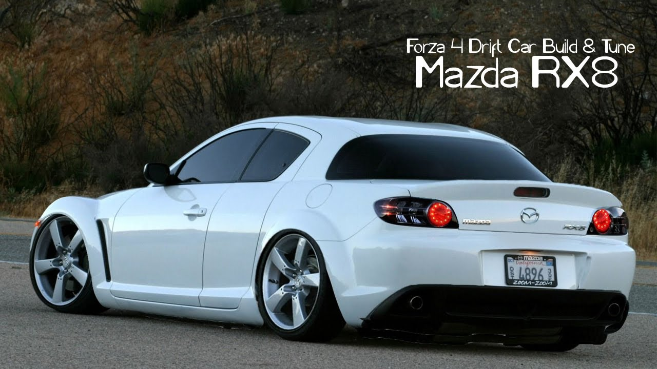 Forza 7 Car Wallpaper Forza 4 Drift Car Building Amp Tuning 23 Mazda Rx8