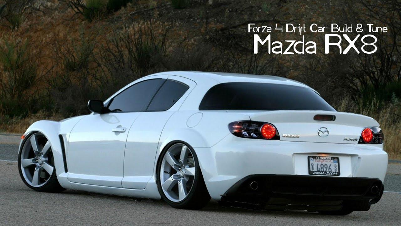 forza 4 drift car building amp tuning 23 mazda rx8