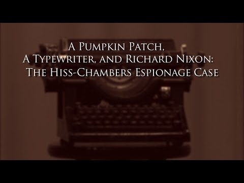 A Pumpkin Patch, A Typewriter, And Richard Nixon - Episode 3