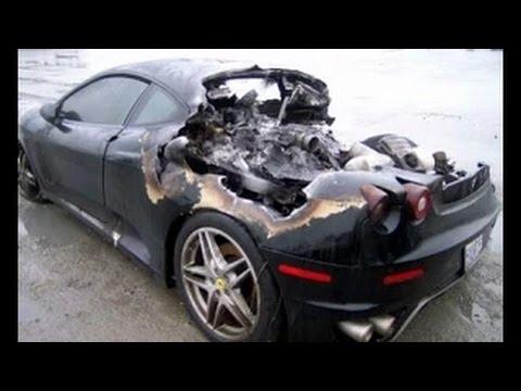 Car Crash Choques De Autos Rusos Al Volante 7 Youtube