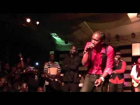 Busy Signal in Ghana — performs #OneMoreNight