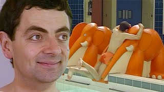 Bean SWIMMING | Mr Bean Full Episodes | Mr Bean Official