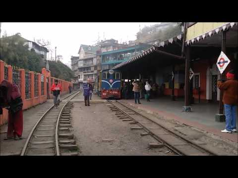 Ghum Railway Station   Highest railway station in India