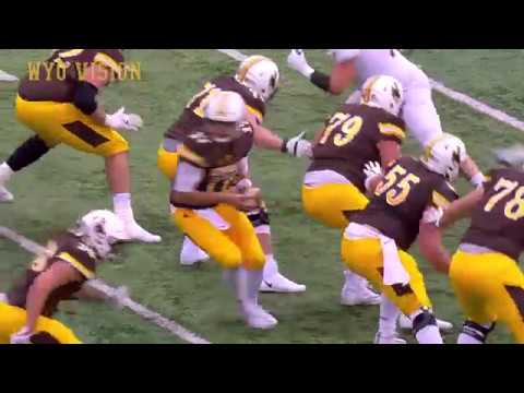 Wyoming Players React to Potato Bowl Bid
