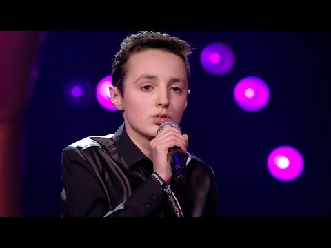 Stijn - 'End Of The Road' | Blind Auditions | The Voice Kids | VTM